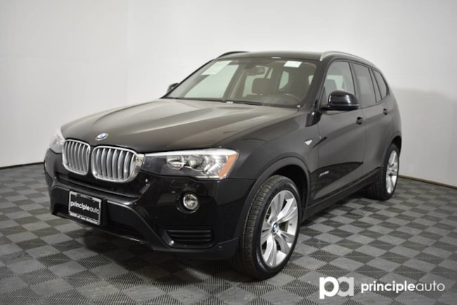 Certified 2016 BMW X3 xDrive28i w/ Driving Assist/Technology SAV San Antonio