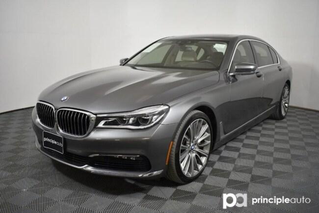 2016 BMW 750i 750i w/ Executive Package 2/Driving Assist Plus II Sedan San Antonio