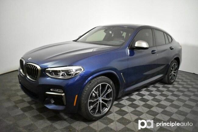 2019 BMW X4 M40i Sports Activity Coupe San Antonio