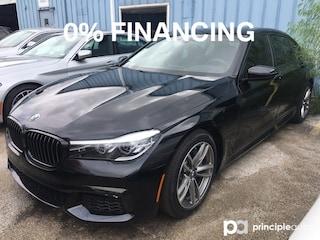 2019 BMW 740e xDrive iPerformance Sedan