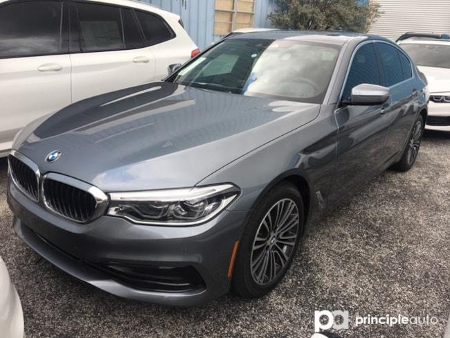 2019 BMW 540i Sedan San Antonio