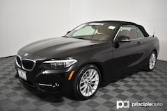 2016 BMW 228i Convertible 228i w/ Premium/Driving Assist/Technology Convertible