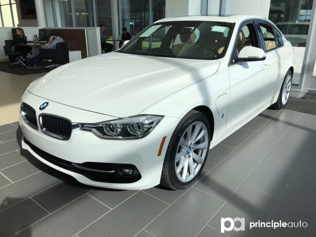 2018 BMW 330e iPerformance Sedan San Antonio