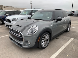 2018 MINI Cooper S Base Hatchback