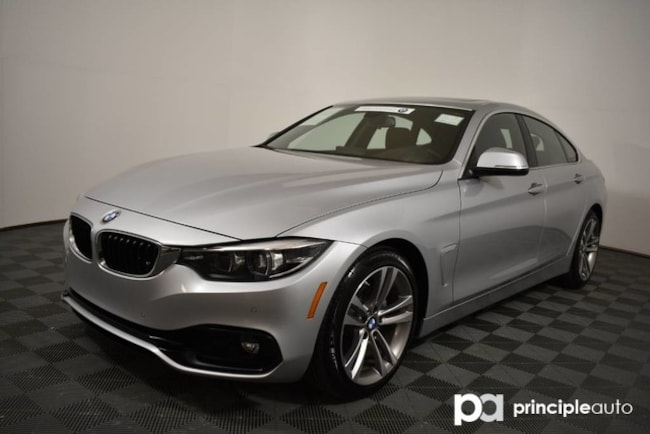 Certified 2019 BMW 430i Gran Coupe 430i w/ Driving Assist Gran Coupe San Antonio