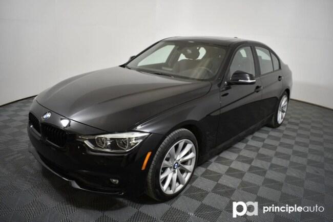 New 2018 BMW 320i in San Antonio TX   WBA8A9C55JAH14021 For