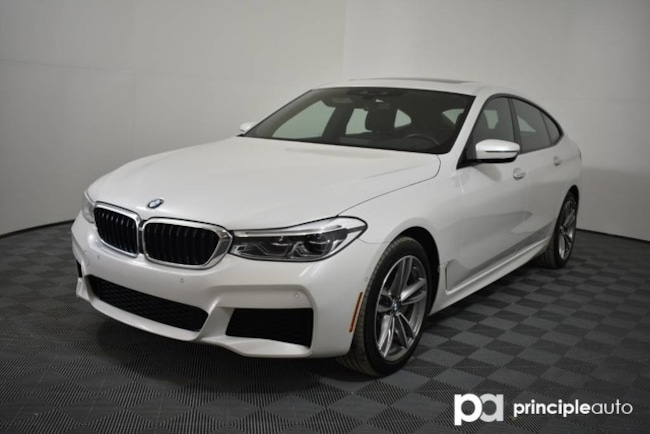 Certified Used 2018 Bmw 640i Gt For Sale San Antonio Tx Serving
