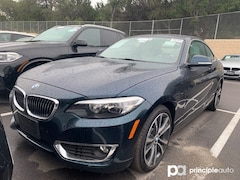 2017 BMW 230i Coupe 230i w/ Premium/Luxury/Navigation Coupe
