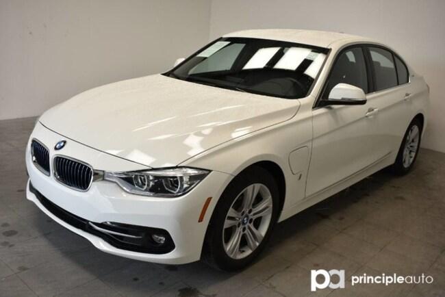 Certified 2018 BMW 330e iPerformance Sedan San Antonio