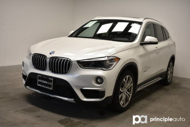 Certified 2016 BMW X1 xDrive28i w/ Premium/Driver Assist 2/Navigation SAV San Antonio