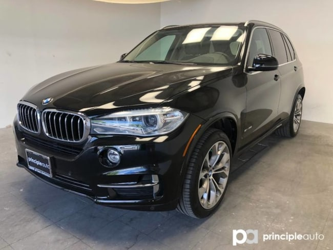 Certified 2016 BMW X5 sDrive35i w/ Luxury Line/Premium/Driving Assist SAV San Antonio
