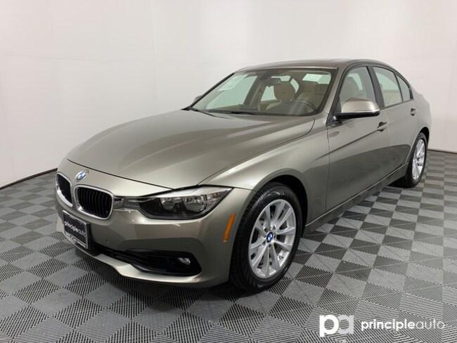Certified 2016 BMW 320i 320i w/ Driving Assist/Moonroof Sedan San Antonio