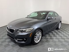 2016 BMW 228i Coupe 228i w/ Premium/Driving Assist Coupe