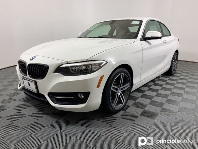 Certified 2017 BMW 230i Coupe 230i Coupe San Antonio