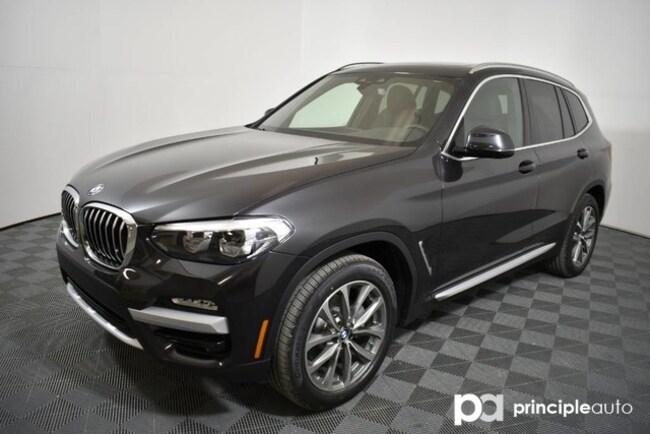 Certified 2019 BMW X3 sDrive30i SAV San Antonio