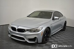 2016 BMW M4 Coupe w/ Executive/Lighting Coupe