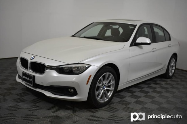 Certified 2016 BMW 320i 320i w/ Moonroof/Driving Assist Sedan San Antonio