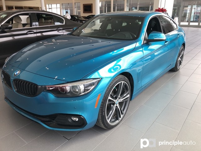 2018 BMW 430i Gran Coupe Gran Coupe