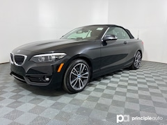 2019 BMW 230i Convertible 230i w/ Premium/Convenience Convertible