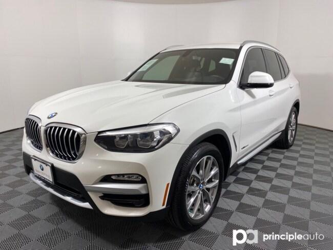 Certified 2018 BMW X3 xDrive30i SAV San Antonio