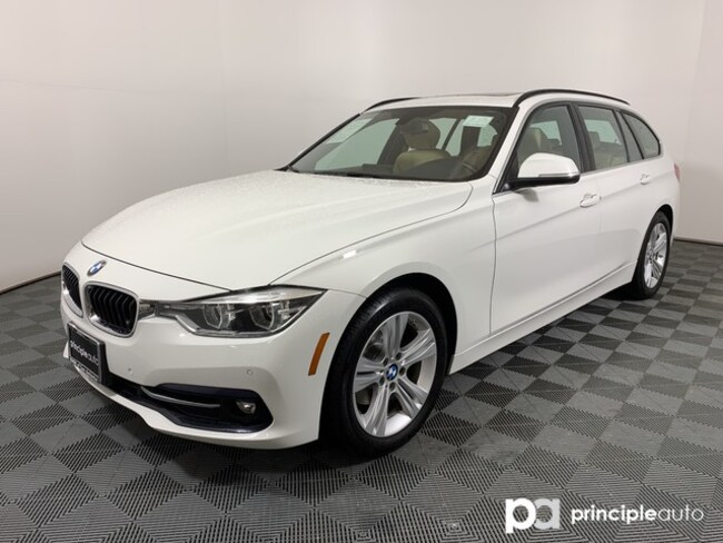 Certified 2016 BMW 328d 328d xDrive w/ Premium/Driving Assist/Navigation Wagon San Antonio