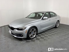 2017 BMW 330e 330e iPerformance w/ Driving Assist/Navigation Sedan in [Company City]