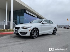 2016 BMW 228i Coupe 228i Coupe in [Company City]