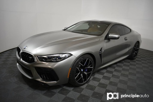 2020 BMW M8 Coupe Coupe San Antonio