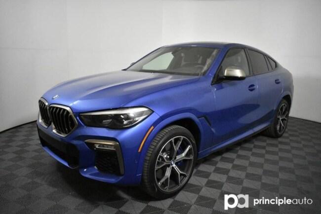 2020 BMW X6 M50i Sports Activity Coupe San Antonio