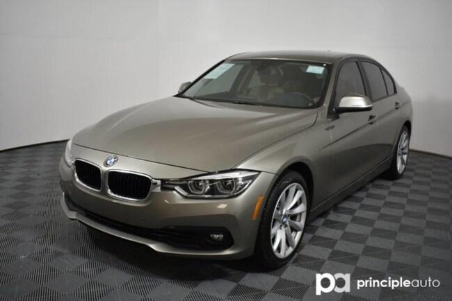 Certified 2018 BMW 320i 320i Sedan San Antonio