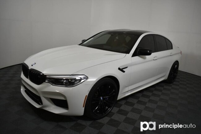 2020 BMW M5 Competition Sedan San Antonio
