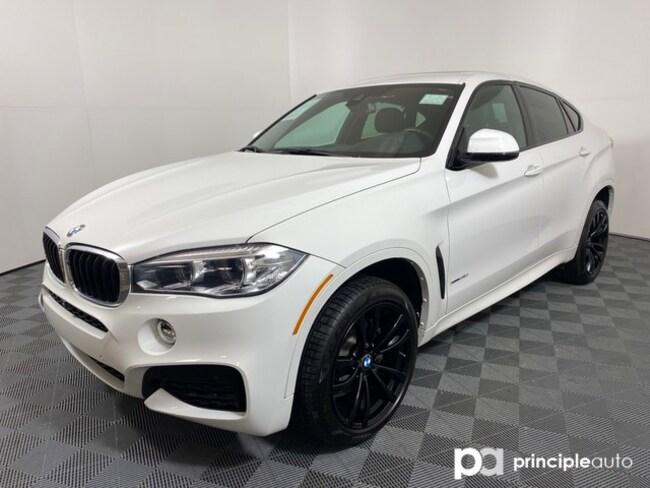 Certified 2017 BMW X6 xDrive35i w/ M Sport/Driving Assist Plus/Premium SAV San Antonio