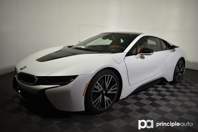 New 2019 Bmw I8 Coupe Coupe For Sale Kvb81796 Principle Auto