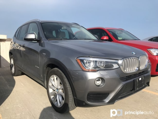 Certified Pre Owned 2015 Bmw X3 For Sale San Antonio Tx Serving