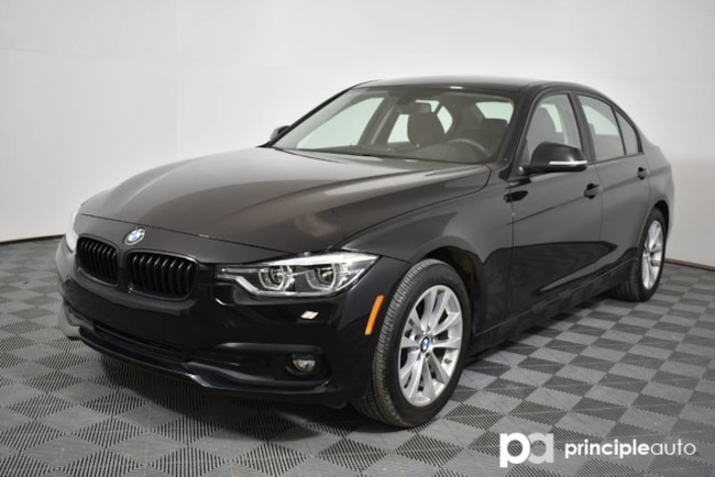 Certified 2018 BMW 320i 320i Sedan San Antonio