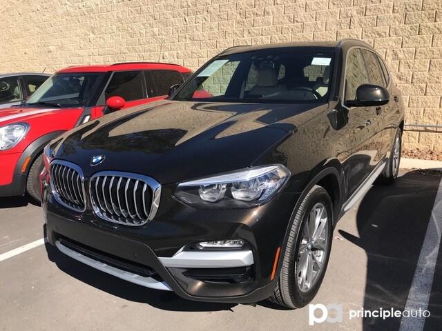 2019 BMW X3 sDrive30i w/ Driving Assist/Moonroof SAV