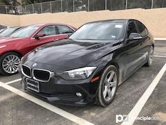 Used 2015 BMW 3 Series 320i Sedan in Houston