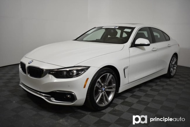 Certified 2019 BMW 430i Gran Coupe 430i w/ Luxury Package/Convenience Gran Coupe San Antonio