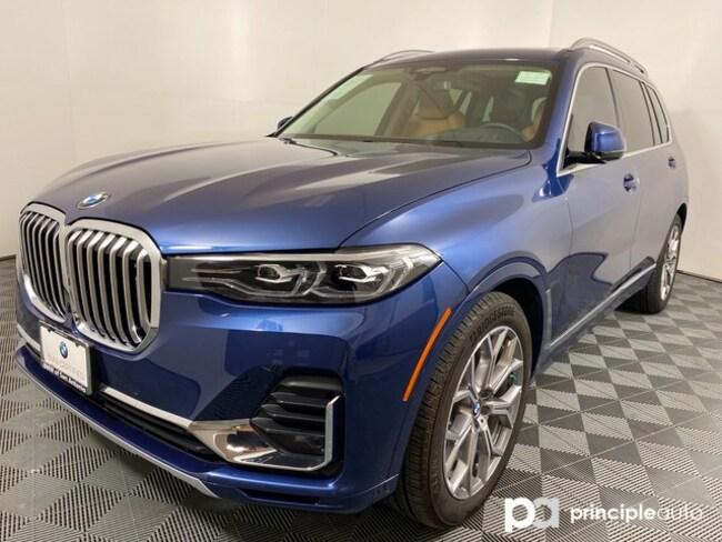 Certified 2019 BMW X7 xDrive40i w/ Premium/Driver Assist Pro/HK/Nightvis SUV San Antonio
