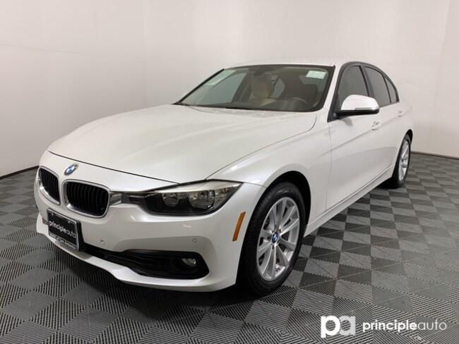 Certified 2016 BMW 320i 320i w/ Driving Assist Sedan San Antonio