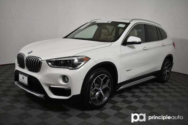Certified 2016 BMW X1 xDrive28i w/ Premium/Driving Assist/Navigation SUV San Antonio