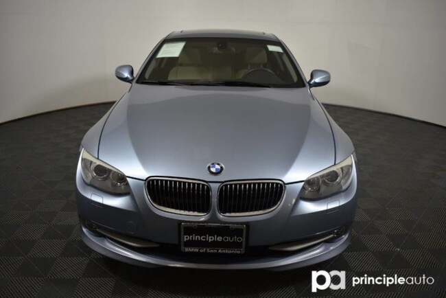 Pre-Owned 2012 BMW 335i Coupe in San Antonio TX