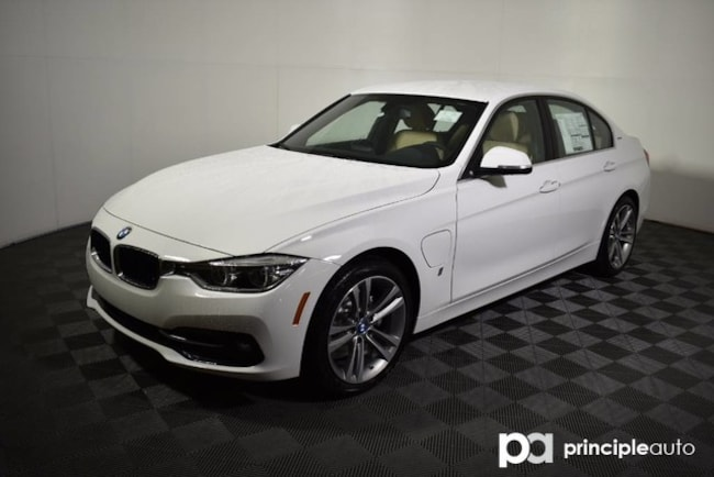 Certified 2018 BMW 330e iPerformance Sedan San Antonio