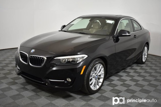 Certified 2016 BMW 228i Coupe 228i w/ Premium/Driving Assist Coupe San Antonio