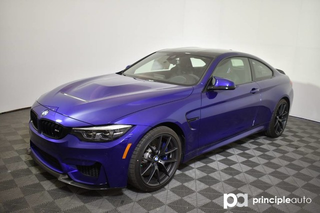 BMW M4 Coupe >> New 2020 Bmw M4 Coupe In San Antonio Tx Wbs3s7c05lah85055