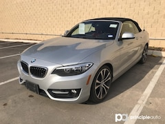2016 BMW 228i Convertible 228i w/ Premium/Driving Assist Convertible