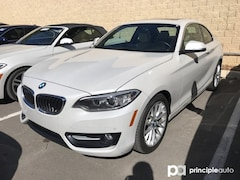 2016 BMW 228i Coupe 228i w/ Premium/Driving Assist/Lighting Coupe