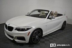 2019 BMW M240i Convertible Convertible