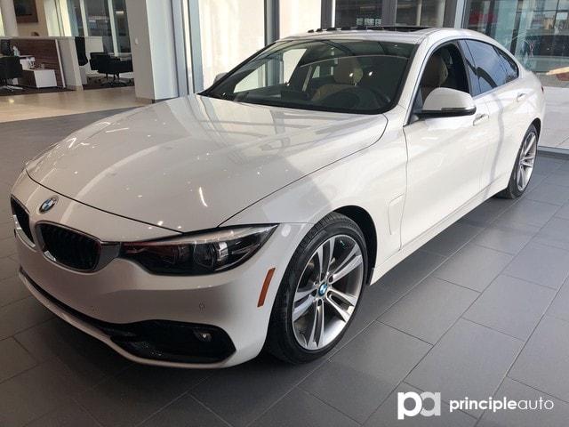 2018 BMW 430i Gran Coupe 430i w/ Premium/ Essentials Gran Coupe