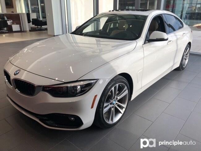 Certified 2018 BMW 430i Gran Coupe 430i w/ Premium/ Essentials Gran Coupe San Antonio
